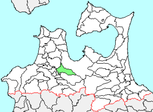 Namioka, Aomori - Image: Aomori Namioka