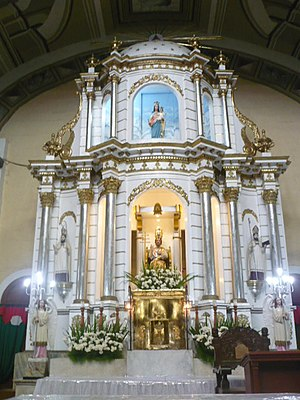 San Pedro Apostol Church (Apalit) - Image: Apalit Church 4