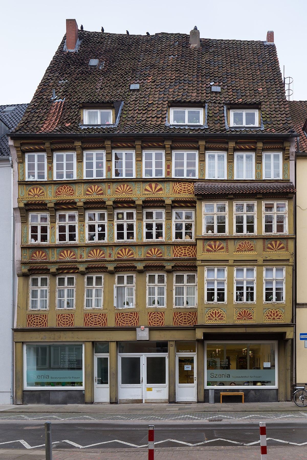 Burgstraße 12 (Hannover) – Wikipedia