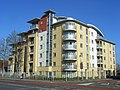 Apartments, King's Road, Reading - geograph.org.uk - 765196.jpg