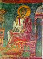 Apostle Luke in Saint Mary of Mavrovo in Kastoria, 11th Century.jpg