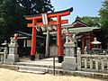 Arakuma Inari Shrine in Iminomiya Shrine 2.JPG