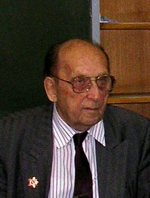 Georgy Arbatov - Arbatov in 2005