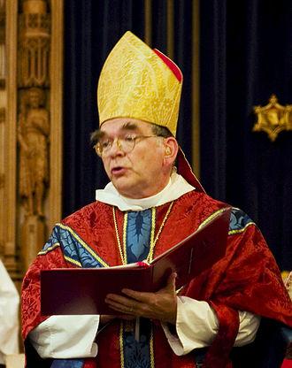Robert Duncan (bishop) - Image: Archbishop Robert Duncan of the Anglican Church in North America