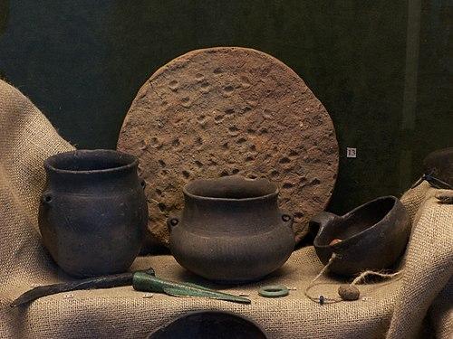 Względne datowanie archeologiczne