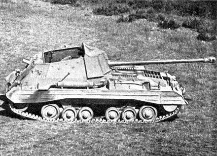 Archer. The gun faced to the rear Archer SP 17 pdr Tank Destroyer.jpg