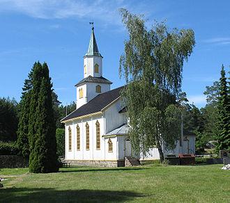 Tromøy - Image: Arendal Færvik kirke