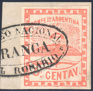Postage stamps and postal history of Argentina
