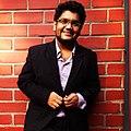 Arjun Nemani, IIIT Hyderabad, November 2017.jpg