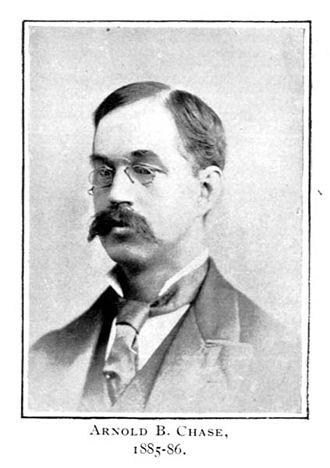 Arnold Buffum Chace - Image: Arnold Buffum Chace 1845 1932