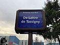 Arrêt bus Lattre Tassigny Fontenay Bois 3.jpg