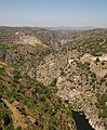 Arribes del Tormes vistas desde la presa de Almendra.jpg