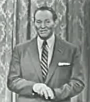 Art Linkletter - Linkletter on The Jack Benny Show