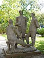 Arthaberpark Figurengruppe.JPG
