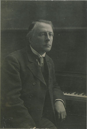 Arthur Friedheim - Friedheim in 1912