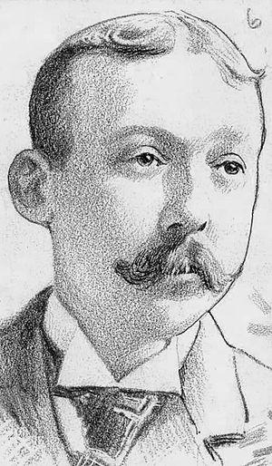 Arthur Irwin - Image: Arthur Irwin sketch