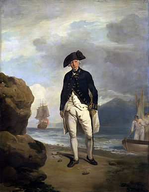 Francis Wheatley (painter) - Image: Arthur Phillip