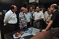 Arun Goel Checks Interactive Digital Books - NCSM - Kolkata 2018-09-23 4508.JPG