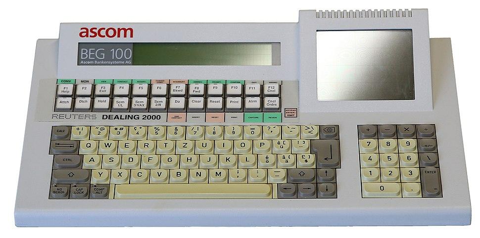 Ascom BEG 100