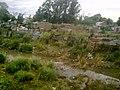 Asentamiento en Ituzaingo y la vía - panoramio.jpg