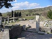 Asklepion propylon Pergamum 475