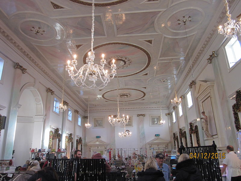 Assembly Rooms Lincoln Afternoon Tea