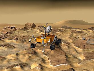 Astrobiology Field Laboratory - Image: Astrobiology Field Lab