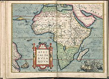 Prime meridian wikipedia 1571 africa map by abraham ortelius with cabo verde prime meridian gumiabroncs Images
