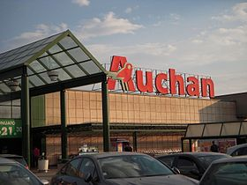 illustration de Auchan
