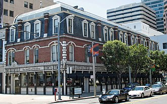 Audiffred Building - Image: Audiffred Building (San Francisco)
