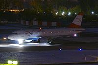 OE-LDE - A319 - Austrian Airlines