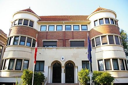 In Austria Russian Consulate