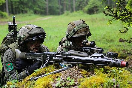 Rheinmetall MG 3 - Wikiwand