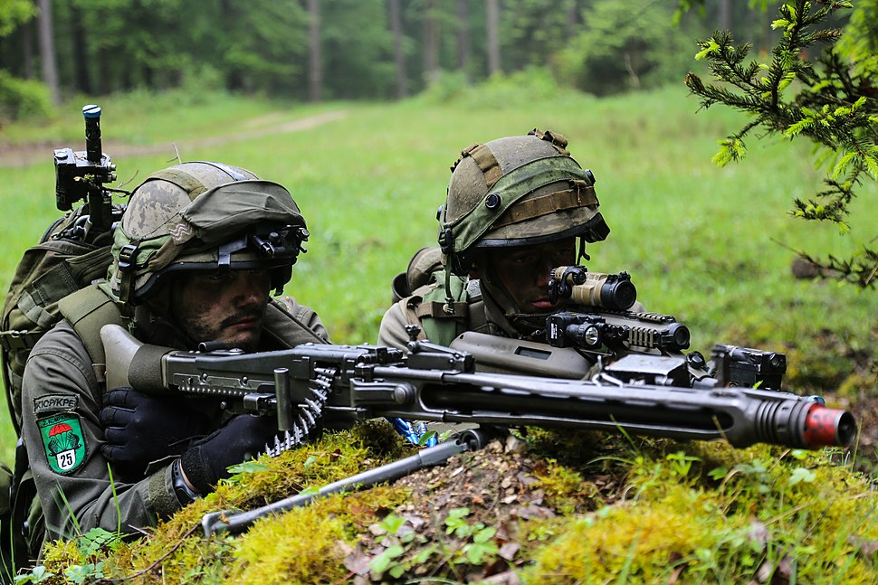 Austrian forces at Combined Resolve II (14236022975)