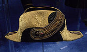 Austro-Hungarian Navy flag officer's bicorne hat