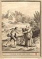 Aveline-Oudry-La Fontaine-Un fou et un sage.jpg