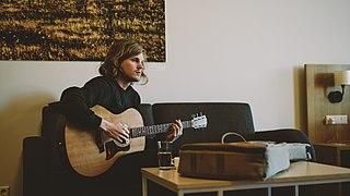 Axel Ehnström Finnish singer-songwriter