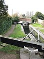 Aylesbury Arm - Looking into Lock No 2 from Lock No 1 - geograph.org.uk - 1228453.jpg