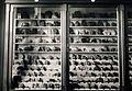Az Érseki Főgimnázium ásványtára. Fortepan 100115.jpg