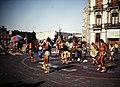 Aztec Dancers Near Templo Major (9792522594).jpg
