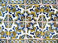 Azulejos tiles near the main altar.jpg
