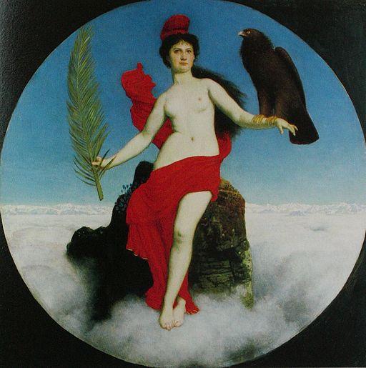Böcklin Die Freiheit 1891