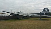 B-17G Flying Fortress atLackland Air Force Base.jpg