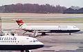 BAC 111-510ED G-AVMV British Airways, Manchester, April 1983. (5523994344).jpg