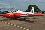 BAC Jet Provost T.5 'XW324 - U' (G-BWSG) (35056932613).jpg