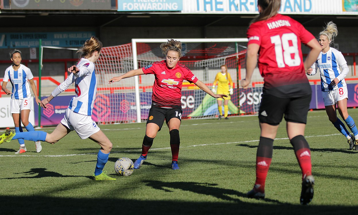 BHA Women 0 Man Utd Women 2 WFAC 4th rd 03 02 2019-747 (32044781227).jpg