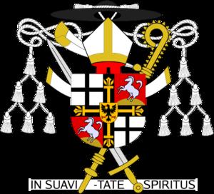 Bruno Platter - Coat of arms of Bruno Platter