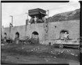 BRICKING UP THE OVEN. - Elkins Coal and Coke Company, Bretz Ovens, Bretz, Preston County, WV HAER WVA,39-BRETZ.V,1-5.tif