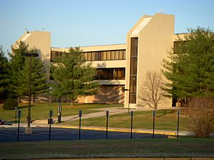 Bowie State University - Martin Luther King, Jr. Communications Art Center
