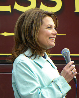 Michele Bachmann - Bachmann speaking in April 2010